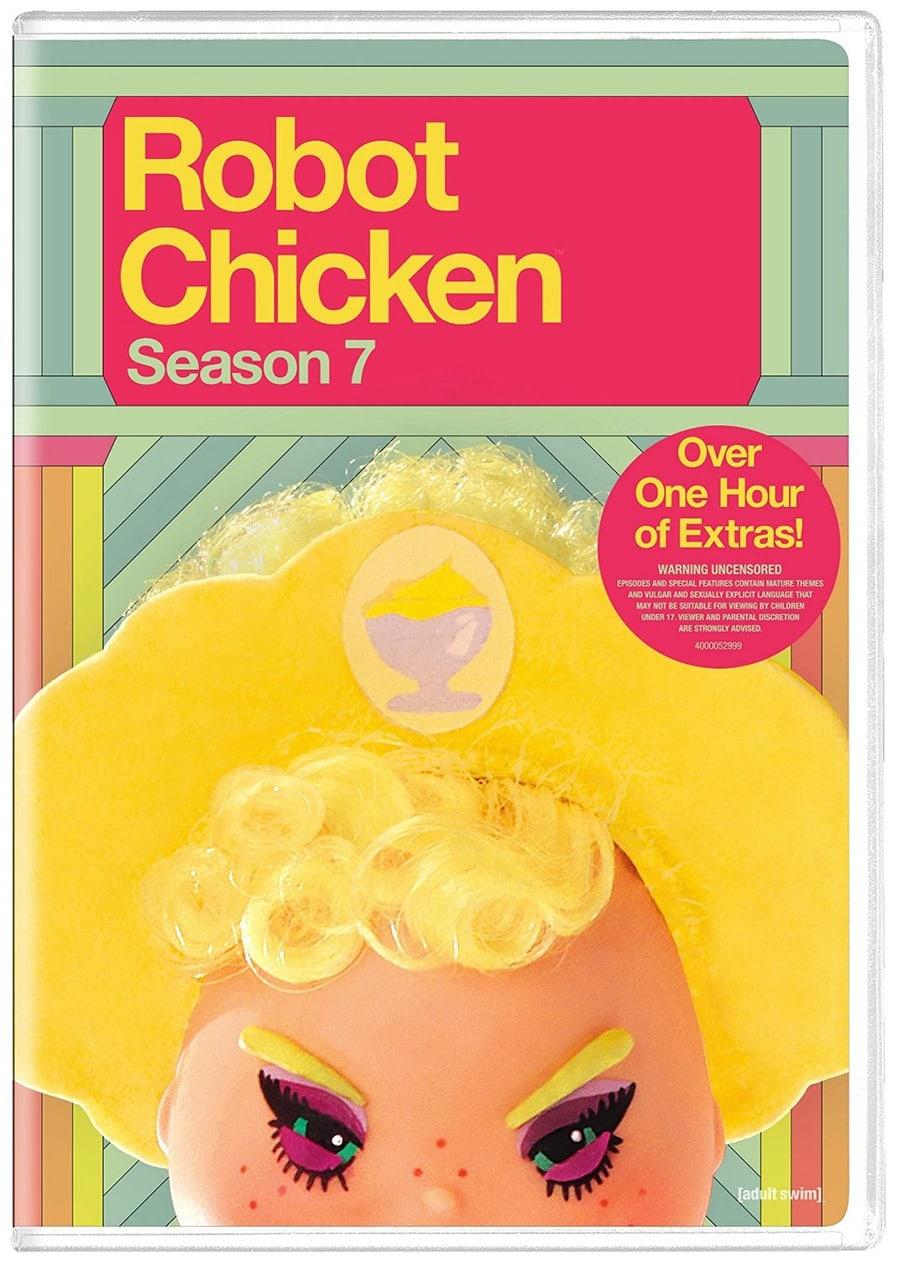Robot Chicken Season 7 Music Amp Movie News