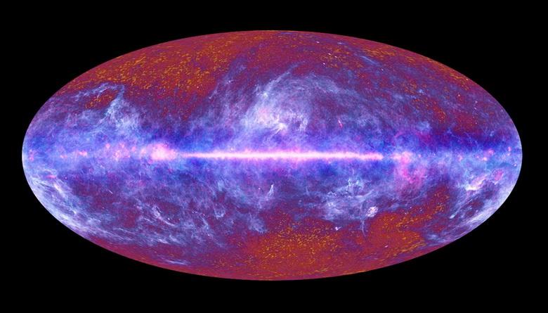 Вселенная является замкнутой сферой?