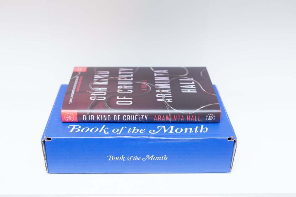 www.readremark.com Book of the Month- Our Kind of Cruelty by Araminta Hall