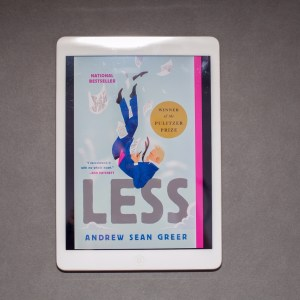 Read Remark book review - Less by Andrew Sean Greer