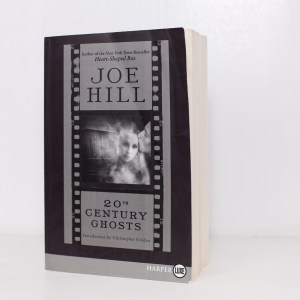 Read Remark book review - 20th Century Ghosts by Joe Hill