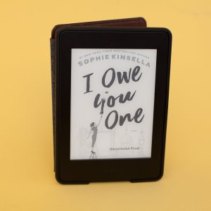 Read Remark book review - I Owe You One by Sophie Kinsella
