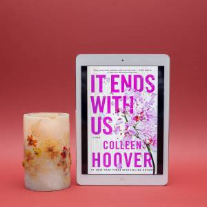 Read Remark book review - It Ends with Us by Colleen Hoover