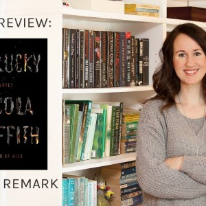 Read Remark booktube book review -So Lucky by Nicola Griffith