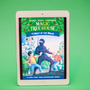 Read Remark Book Review - Night of the Ninjas - The Magic Treehouse