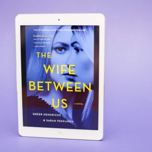 Read Remark Book Review - The Wife Between Us
