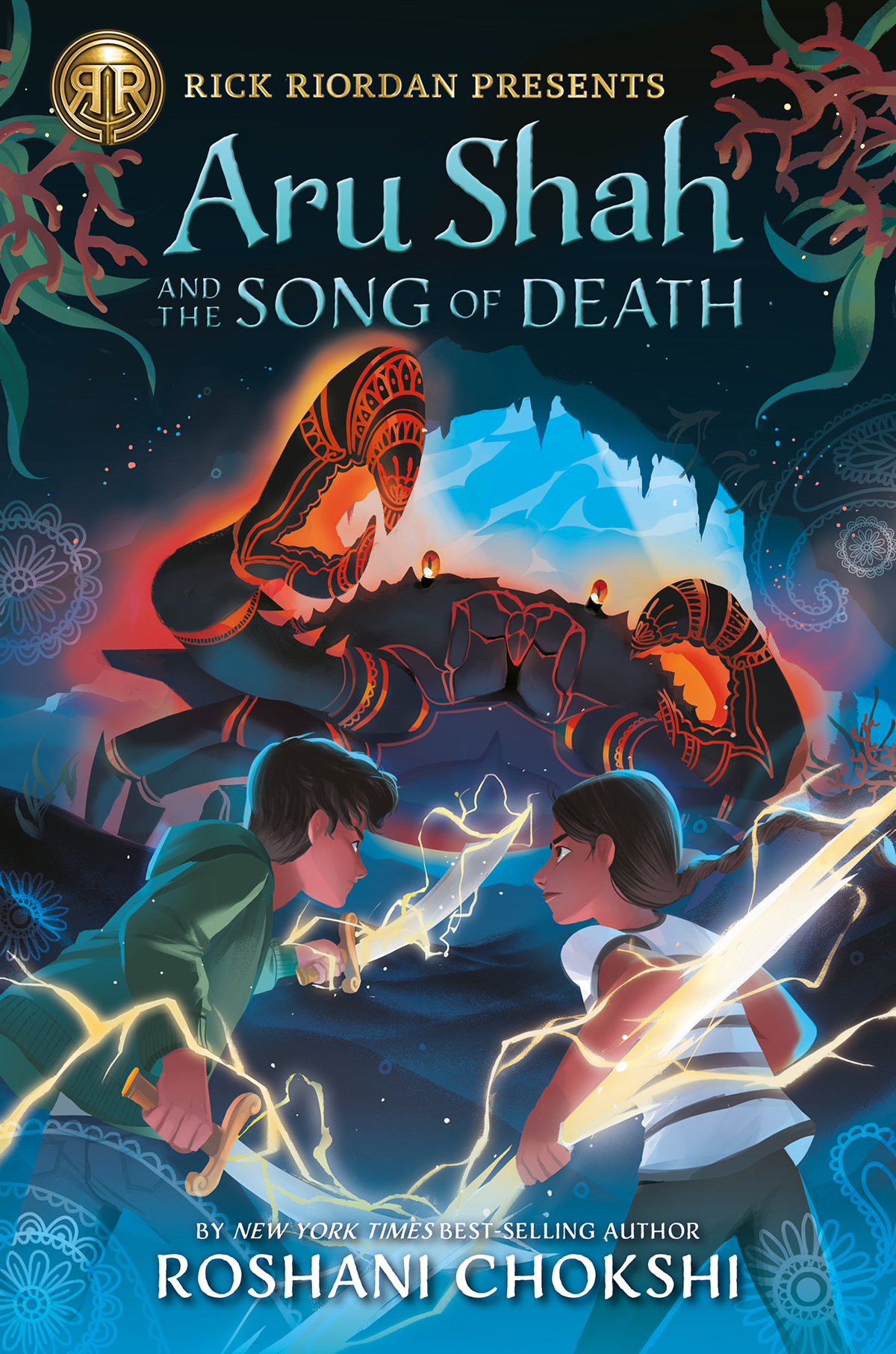 Aru Shah And The Song Of Death Read Riordan