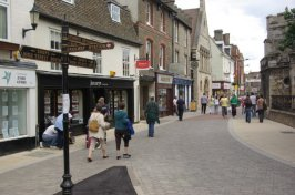 High Street Huntingdon