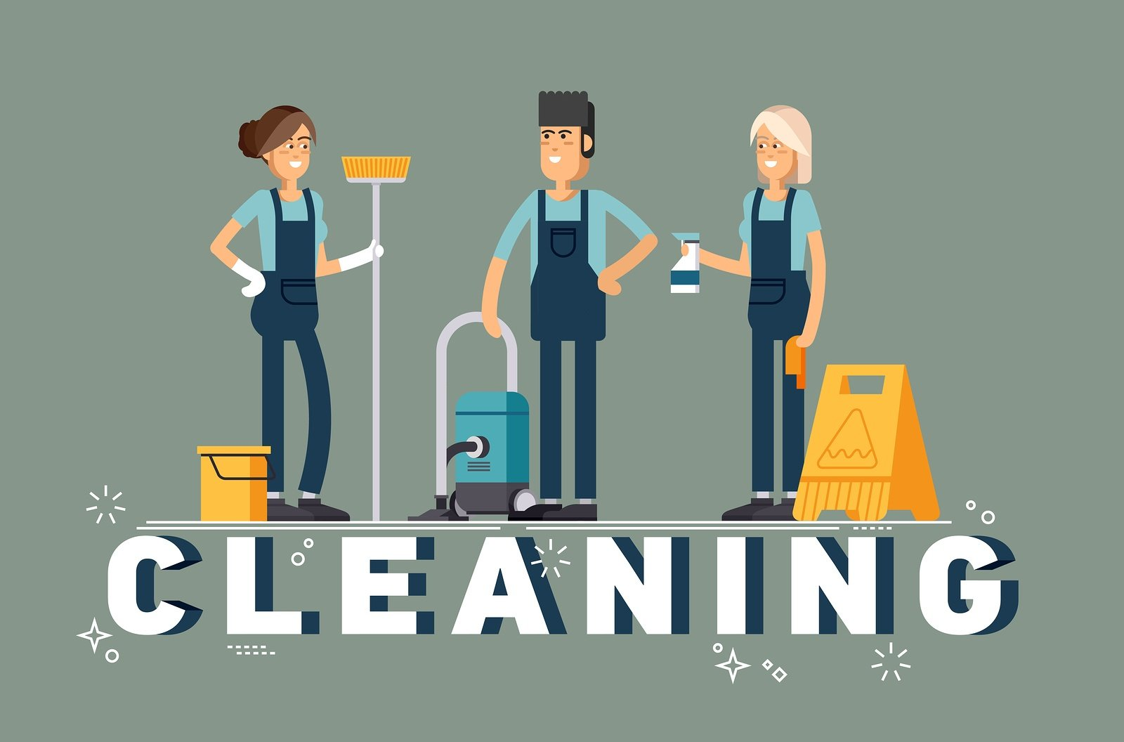 10 Good Reasons to Contact a Cleaning Company For Your Business!