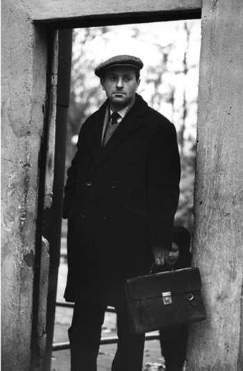 Joseph Brodsky Leningrad 1964 photo by Lev Poliakov