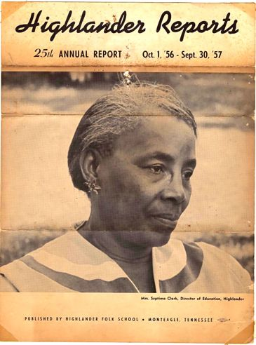 03 Septima Clark at Highlander in 1957