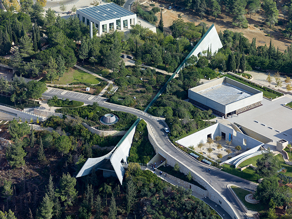 The Yad Vashem Holocaust Memorial in Jerusalem, where Albanian Muslim Names are inscribed with the Righteous Among the Nations.Godot13/CC BY-SA 3.0/Wikimedia Commons