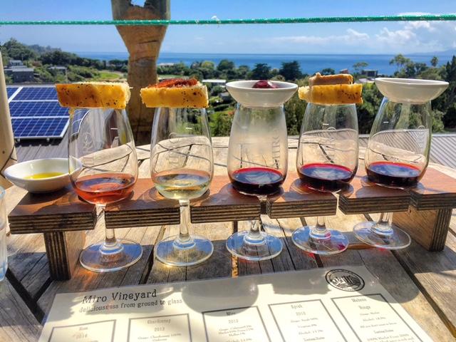 NZ Waiheke Casita Muro Wine
