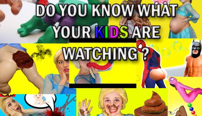 pedogate youtube elsagate