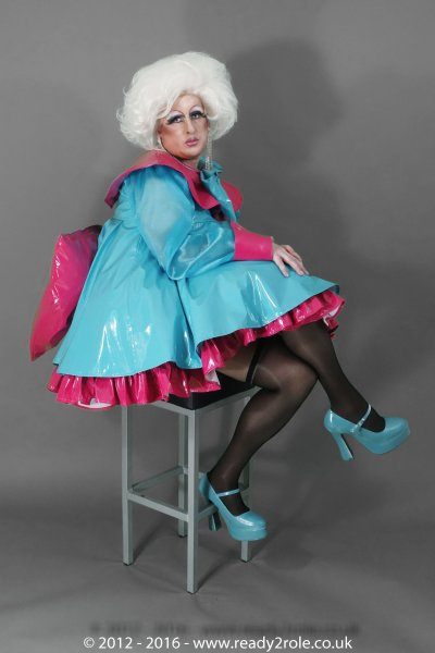 Sissy Reign Bow Dress AUG16 2 400x600 Customer Gallery