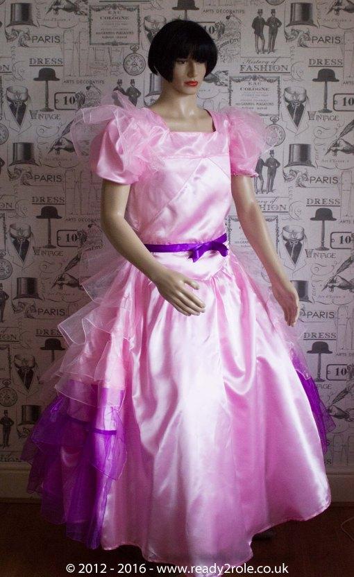 Sissy Dress Princess Stephanie