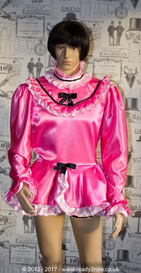 Sissy Dress Candy Cupcake