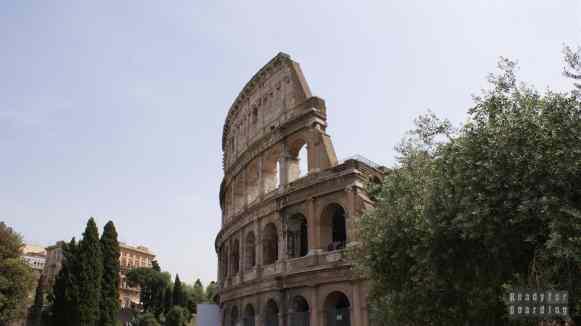 Rzym i Koloseum