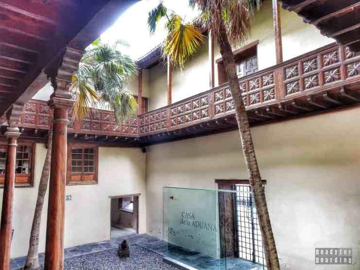 Casa de la Aduana - Puerto de la Cruz