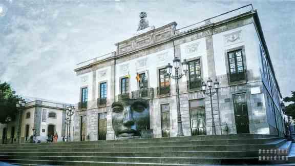 Plaza Isla Madera - Santa Cruz de Tenerife