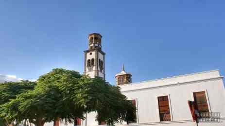 Iglesia de Nuestra Senora de la Concepcion - Santa Cruz de Tenerife