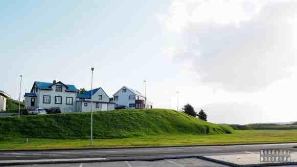 Höfn, Islandia