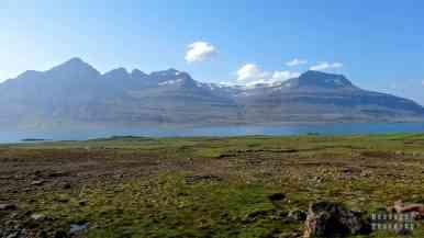Fiordy - Islandia