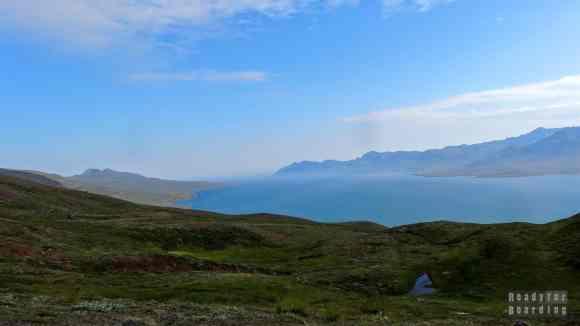 Fiordy, Reyðarfjörður - Islandia