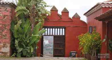 Teneryfa - El Sauzal, Muzeum Wina