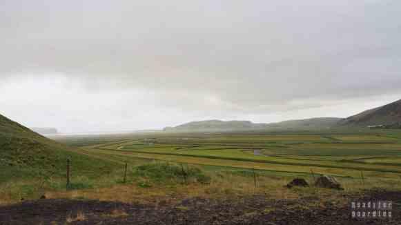 Droga do Vik - Islandia