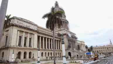 Kapitol w Hawanie (National Capitol Building)