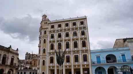 Plaza Vieja Hawana - Kuba