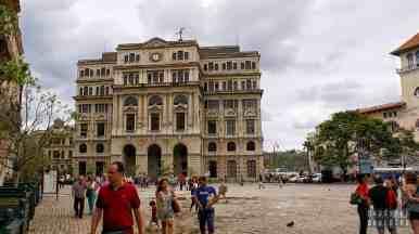 Plaza de San Francisco, Hawana - Kuba