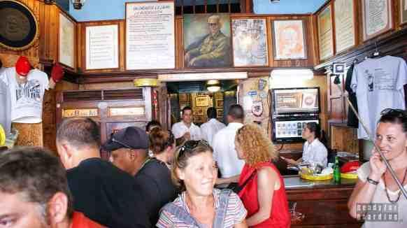 La Bodeguita Del Medio, Hawana - Kuba