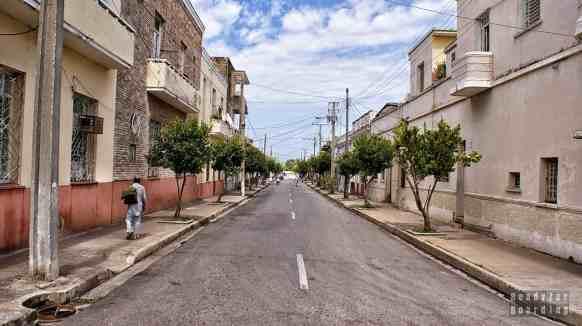 Uliczki w Cienfuegos - Kuba
