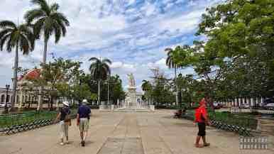 Monumento Marti w Cienfuegos - Kuba