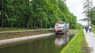 Pochylnia Buczyniec - Kanał Elbląski