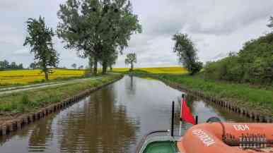 Rejs po Kanale Elbląskim