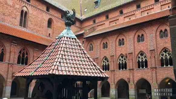 Malbork - Zamek Wysoki