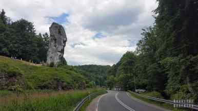 Maczuga Herkulesa, Pieskowa Skała
