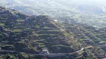 Droga do Cabo Girao - Madera