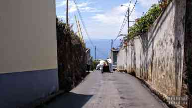 Zjazd na sankach - Funchal, Madera