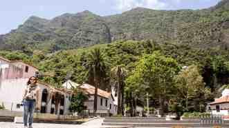 São Vicente, Madera