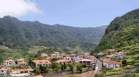 Środkowa Madera