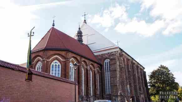 Kościół Św. Jerzego w Kownie, Litwa