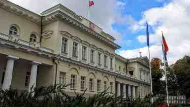 Pałac Prezydencki - Wilno, Litwa