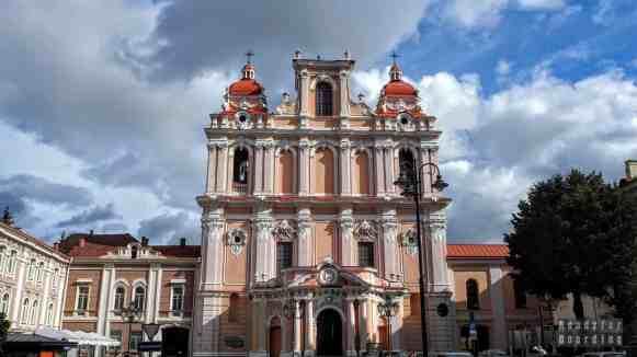 Kościół Św. Kazimierza, Wilno