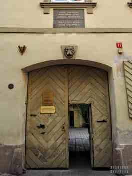 Muzeum Adama Mickiewicza w Wilnie