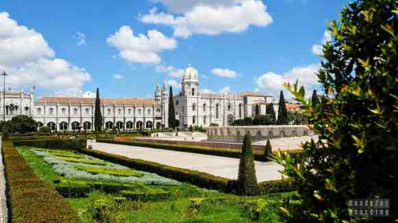 Jardim da Praça do Império - Belem, Lizbona