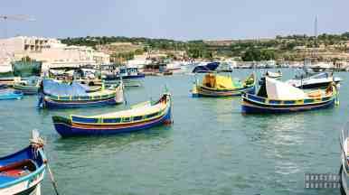 Marsaxlokk - Malta